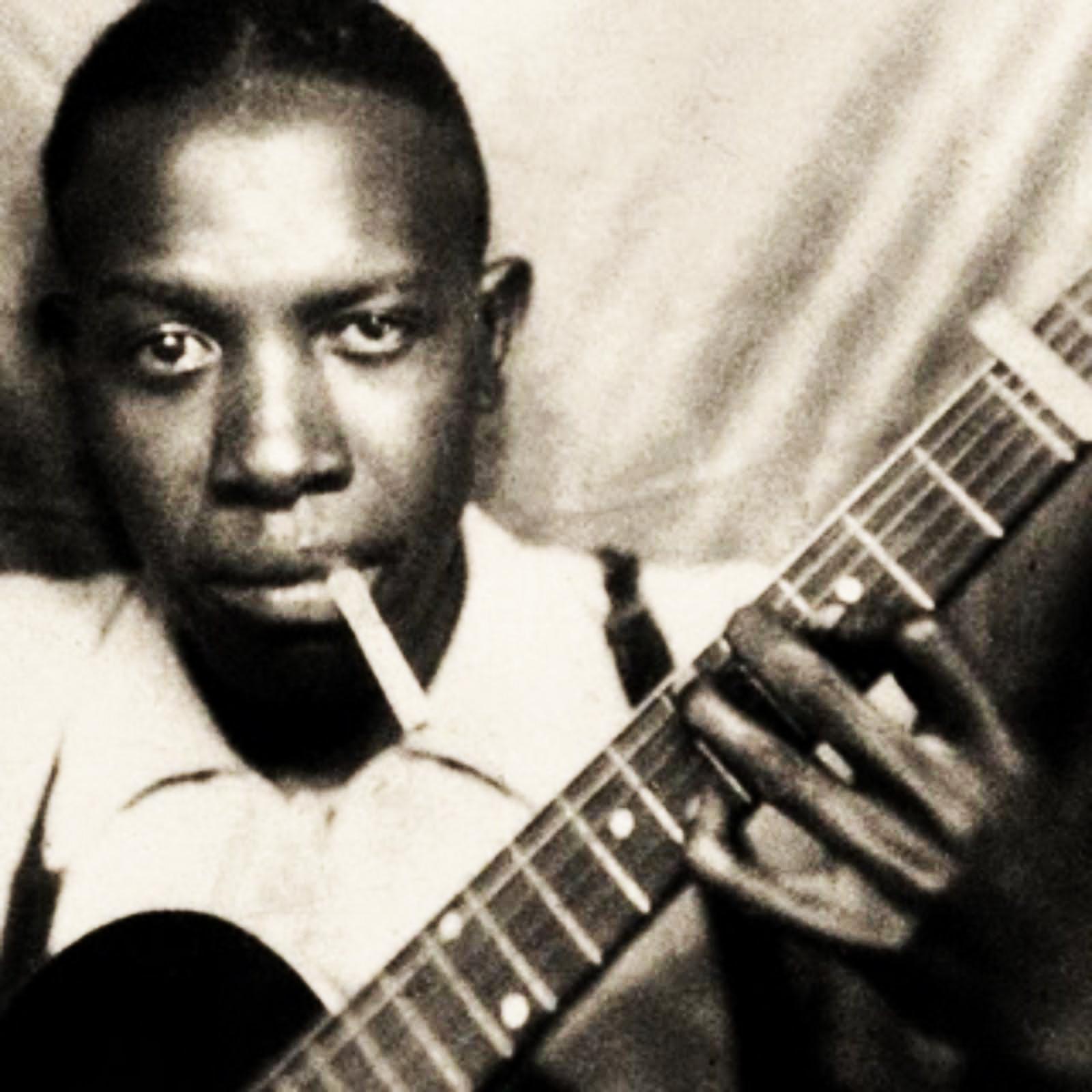 Blues Legend Robert Johnson, Mississippi Delta Blues